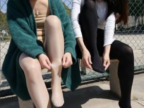 性感紧身的瑜伽裤给人留下很好的第一印象, 她的开放不输洋妞