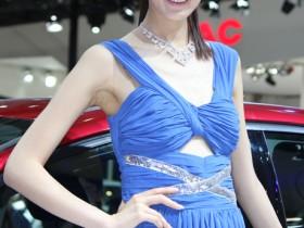 2019(第十二届)北京国际汽车展览会美女车模掠影2